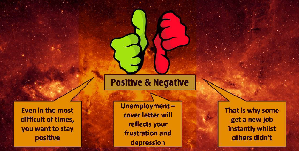 conflict between good and bad Positive And Negative