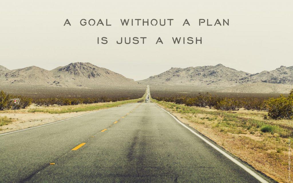 self-renewal a goal without a plan