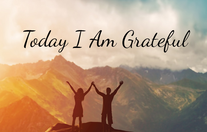 grateful today