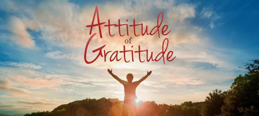law of attraction practice gratitude