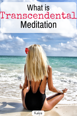 transcendental meditation benefits