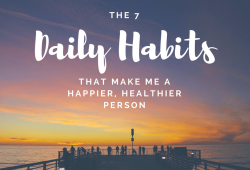 practice your daily habits